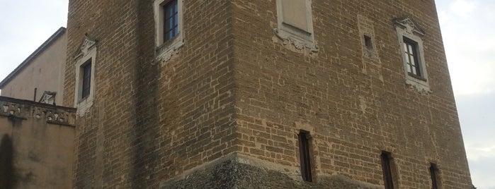 Castello Di Mesagne is one of Cosa visitare.