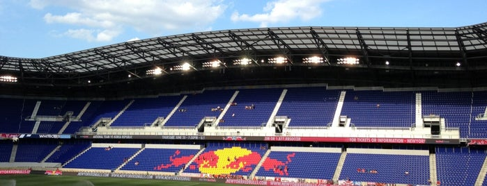 Red Bull Arena is one of ¿Got Wiiings?.