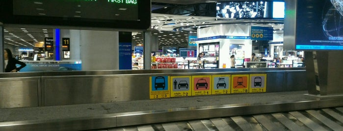 Baggage Claim 10 is one of TH-Airport-BKK-1.