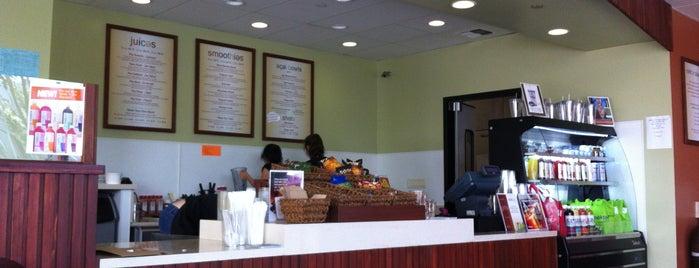 Nekter Juice Bar is one of Being healthy.