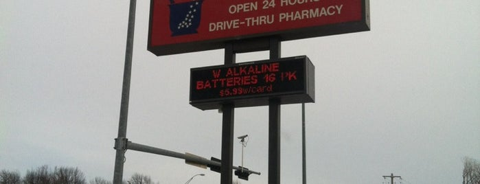 Walgreens is one of Convenient stores.