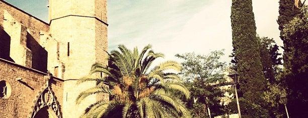 Monestir de Pedralbes is one of Museus i monuments de Barcelona (gratis, o quasi).