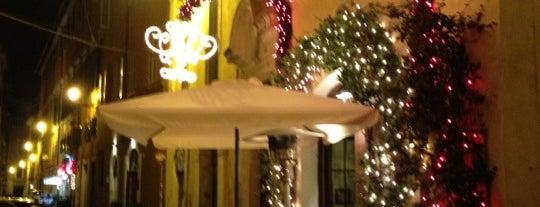 La Cornucopia di Laganà is one of Best NightClubs & Restaurants in Rome by trAmp.it.