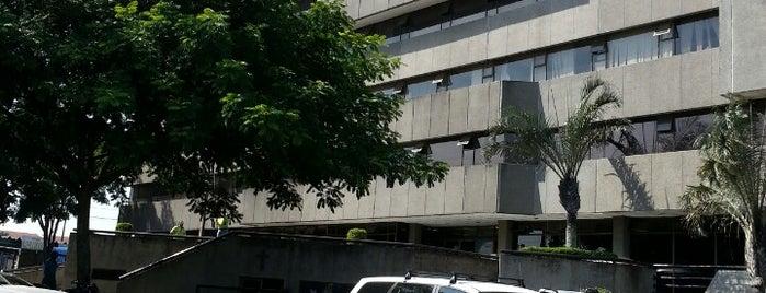 Municipalidad de San José is one of SAN JOSE CR.