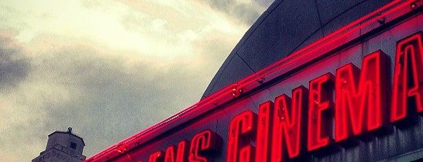 Kew Gardens Cinema is one of Favorite Haunts.