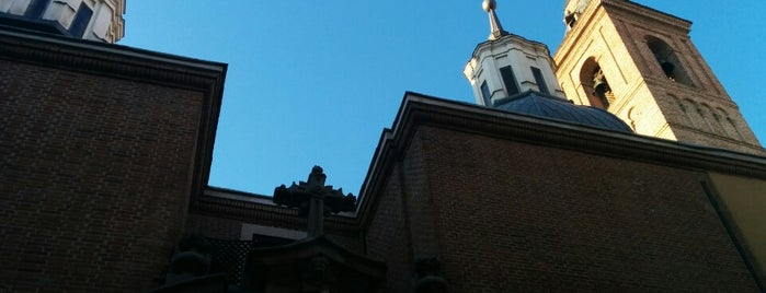 Iglesia de San Nicolás de los Servitas is one of 1,000 Places to See Before You Die - Part 2.