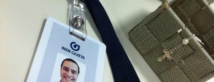 Rede Gazeta de Comunicações is one of Pontos de carona.