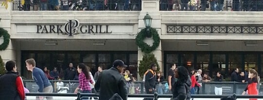 Park Grill is one of 20 favorite restaurants.