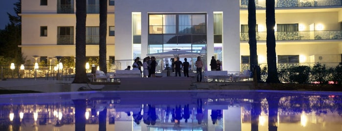 Kube Hotel Gassin is one of Top 10 favorites places in Saint-Tropez, France.