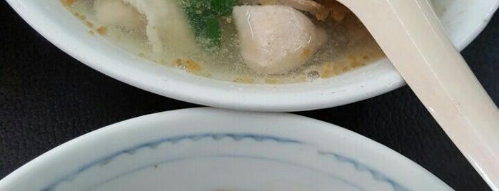 金沙园生肉面 near public bank is one of Yeh's Fav Food!! ^o^.