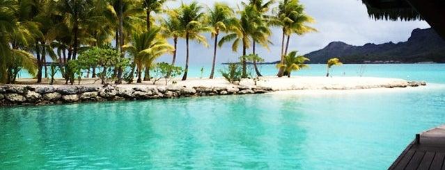 Four Seasons Resort Bora Bora is one of Beautiful Views.