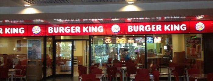 Burger King is one of 20 sitios favoritos de Badajoz.