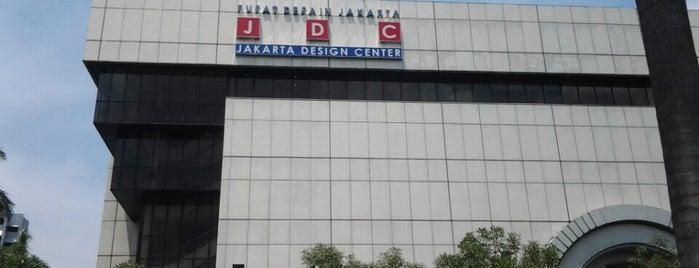 Jakarta Design Center is one of Enjoy Jakarta 2012 #4sqCities.