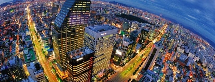 Gangnam Finance Center is one of Hani.