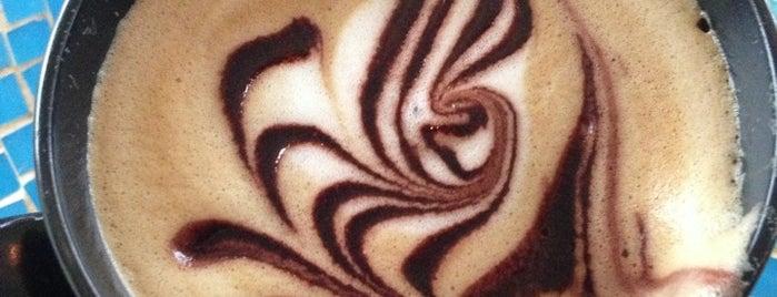 Bustle Caffe is one of Coffee & Tea.