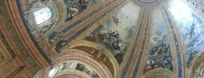 Real Basílica de San Francisco el Grande is one of MAD.