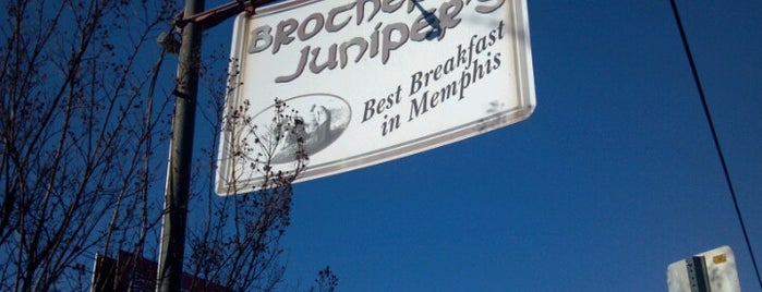 Brother Juniper's College Inn is one of Fave Food.