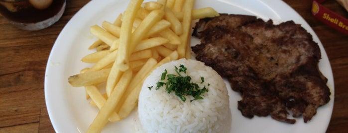 Bar & Restaurante Manchete is one of Onde comer próximo a PCRJ.