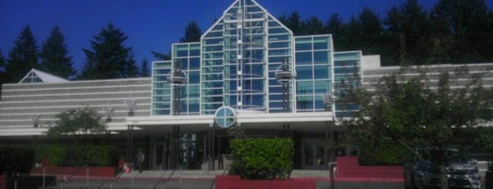 Regal Cinemas Crossroads 8 is one of Seattle Theaters.