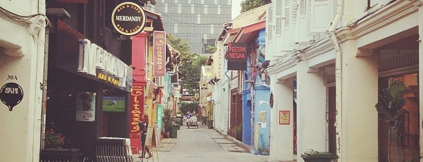 Haji Lane is one of Favorite Places Around the World.