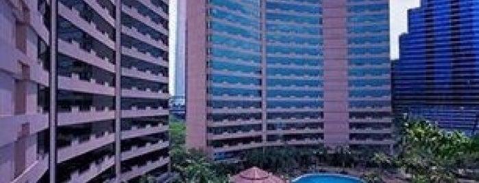 Renaissance Kuala Lumpur Hotel is one of Ren.