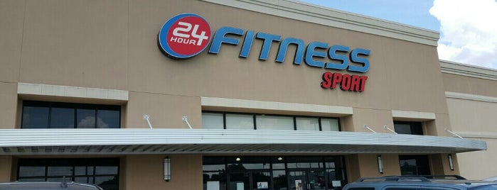 24 Hour Fitness is one of Recycle Hotspots.