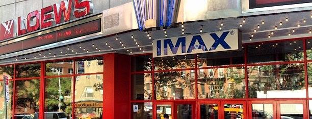 AMC Loews Kips Bay 15 is one of NYC Theaters.