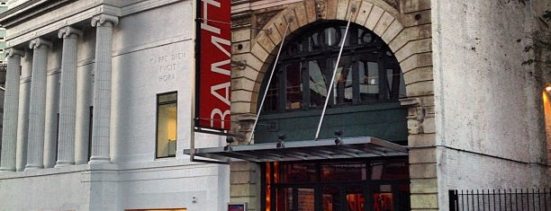 BAM Harvey Theater is one of Brooklyn's Must-Do's.