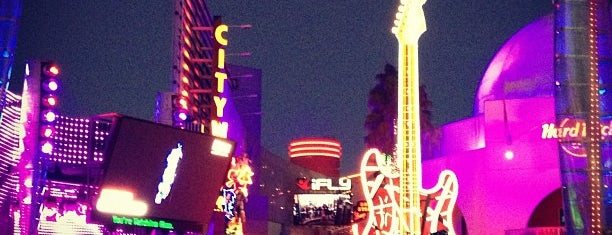 Universal CityWalk is one of Before you leave LA, you must....