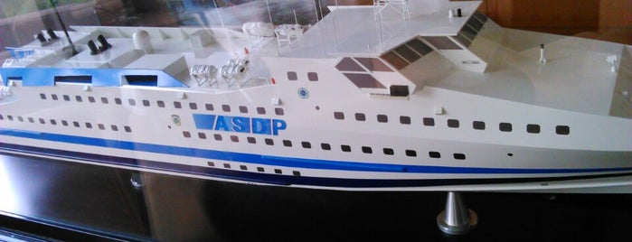 ASDP Indonesia Ferry is one of Places.