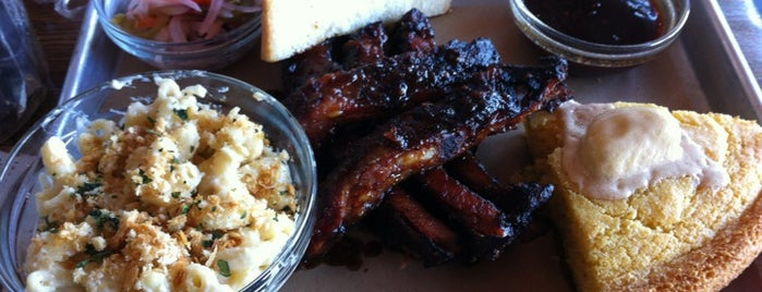 B-Side BBQ is one of Eating and Drinking in the Bay Area.
