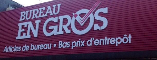 Bureau en Gros is one of DEUCE44 III.