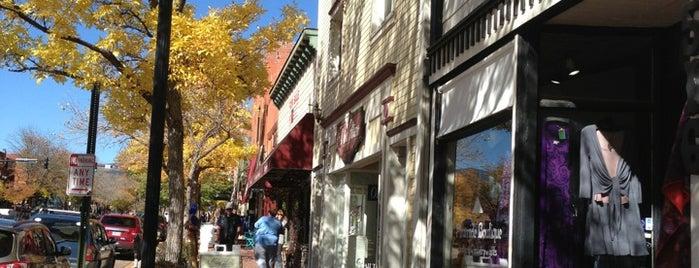 Historic Old Colorado City is one of Colorado Tourism.
