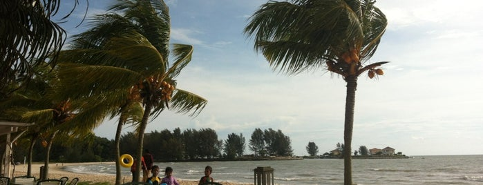 The Regency Tanjung Tuan Beach Resort is one of a.