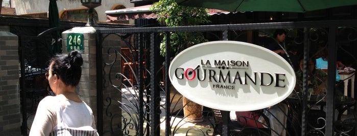 La Maison Gourmande is one of Shanghai.