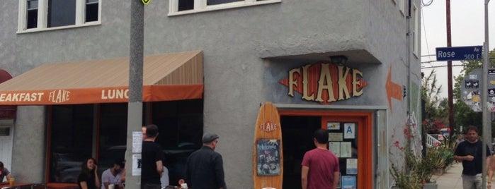 Flake is one of Santa Monica Eats.