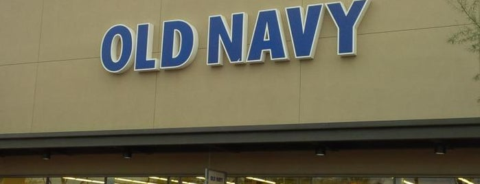 Old Navy is one of Best Places to Shop.