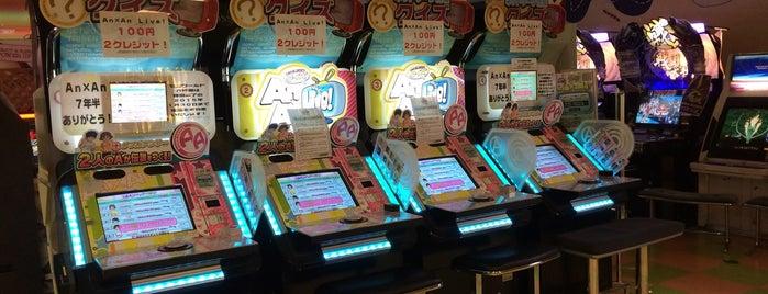 セガワールド 六地蔵店 is one of 関西のゲームセンター.
