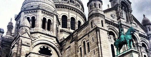 Basilique du Sacré-Cœur de Montmartre is one of Where should Alice & I go in Paris?.