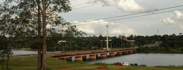 Ponte das Garças is one of Lugares....