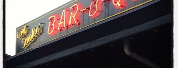 Dinosaur Bar-B-Que is one of favorite Rochester restaurants.