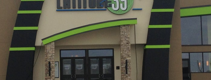 Latitude 39 is one of Places to eat in INDY.