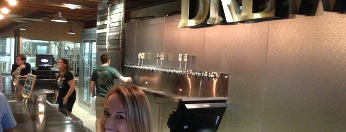 Karl Strauss Brewing Company is one of San Diego Eats.