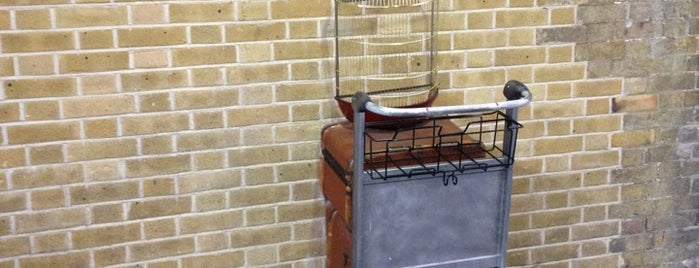 Platform 9¾ is one of Places to Visit in London.