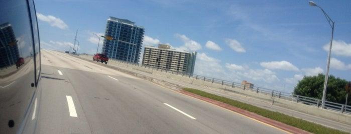 JFK Draw Bridge is one of Draw Bridges.