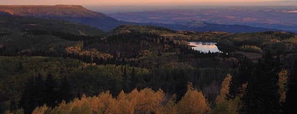 Grand Mesa National Forest is one of Documerica.