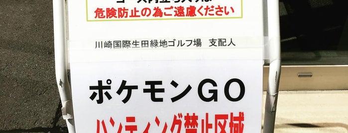 川崎国際生田緑地ゴルフ場 is one of Top picks for Golf Courses.