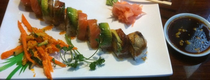 Shallots Sushi & Thai Cuisine is one of Dining Tips at Restaurant.com Atlanta Restaurants.