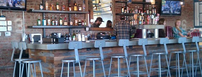 The Walk is one of Must-visit Bars in Asheville.