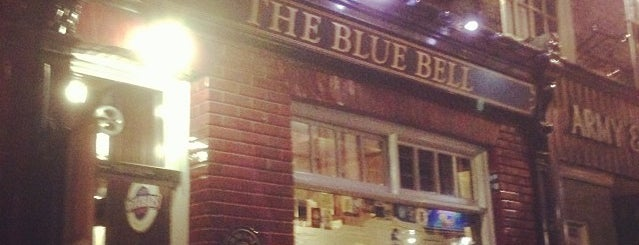 The Blue Bell is one of York's Best Drinking Holes.